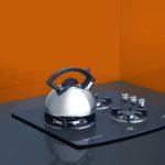 Glasstone Standard Color - Orange